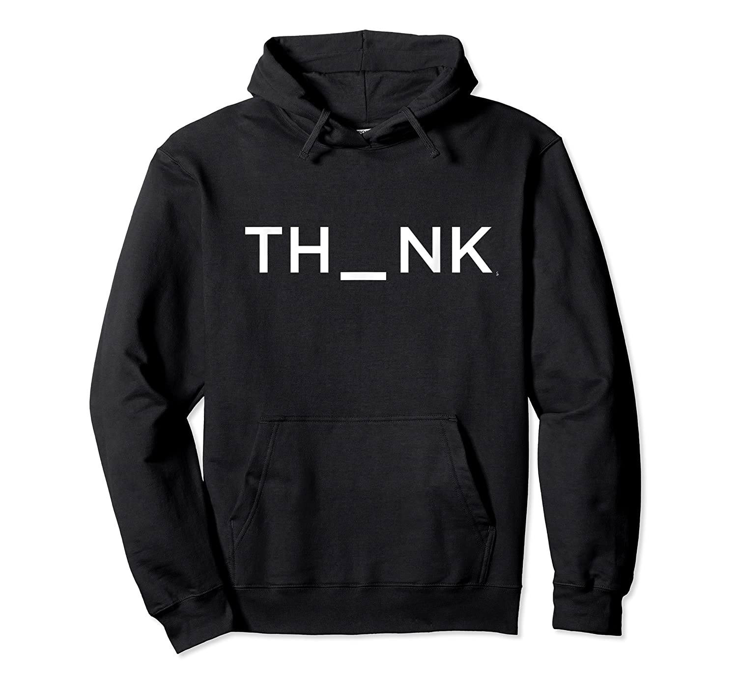 Think Mind Puzzle Decode Typographic Gift T Shirt Unisex Pullover Hoodie
