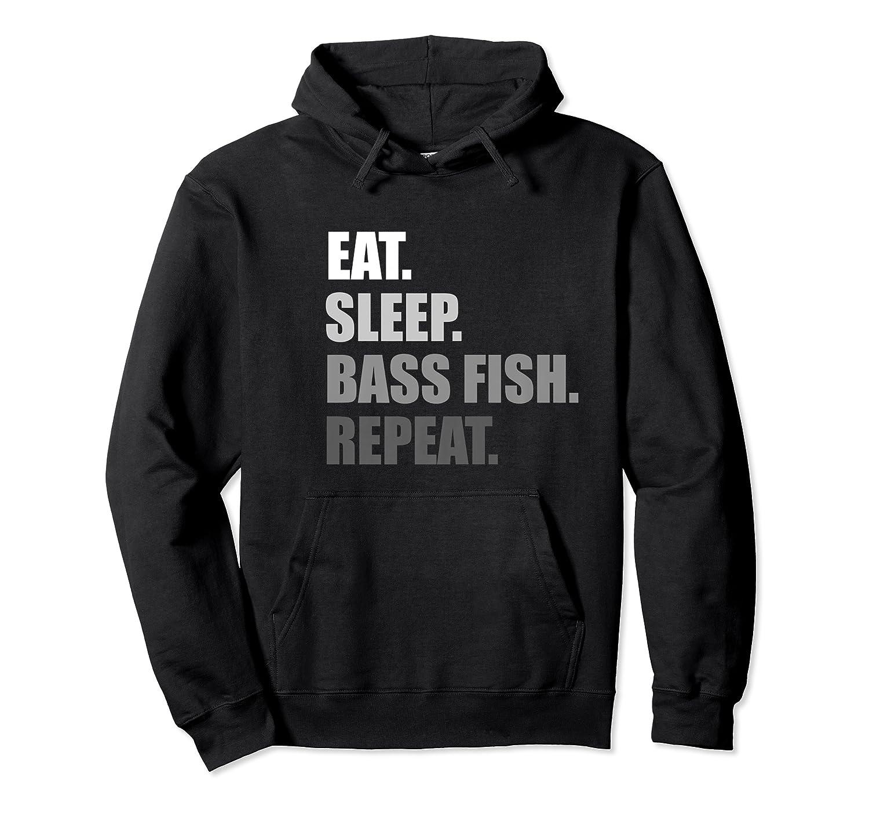 Bass Fishing Premium T-shirt Unisex Pullover Hoodie