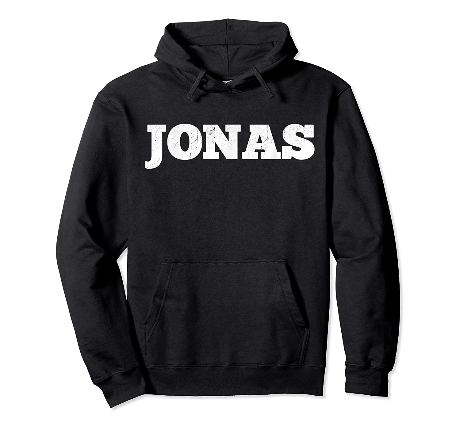 Jonas First Given Name Pride Gift T Shirt Unisex Pullover Hoodie
