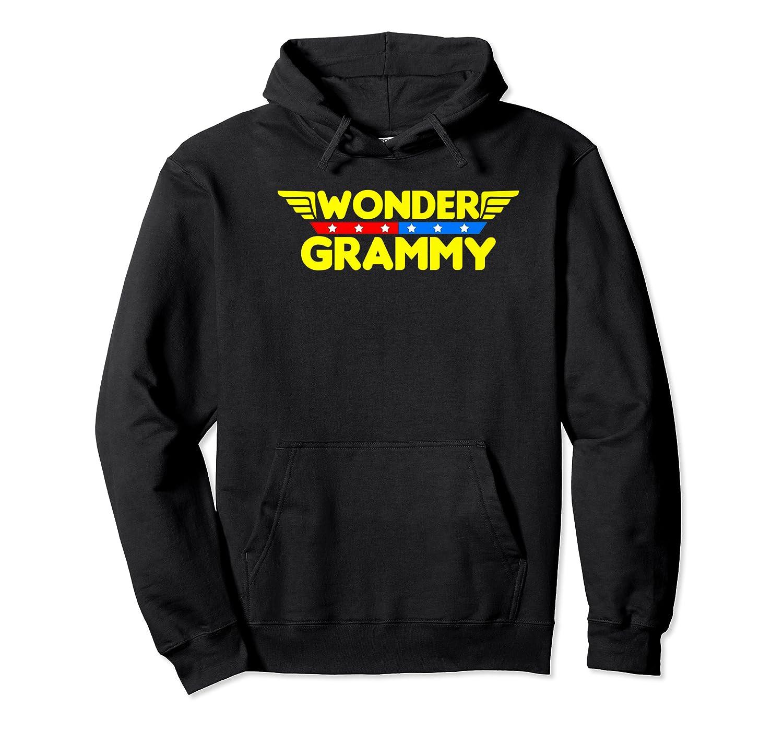 Wonder Grammy Mother S Day Gift Mom Grandma T Shirt Unisex Pullover Hoodie