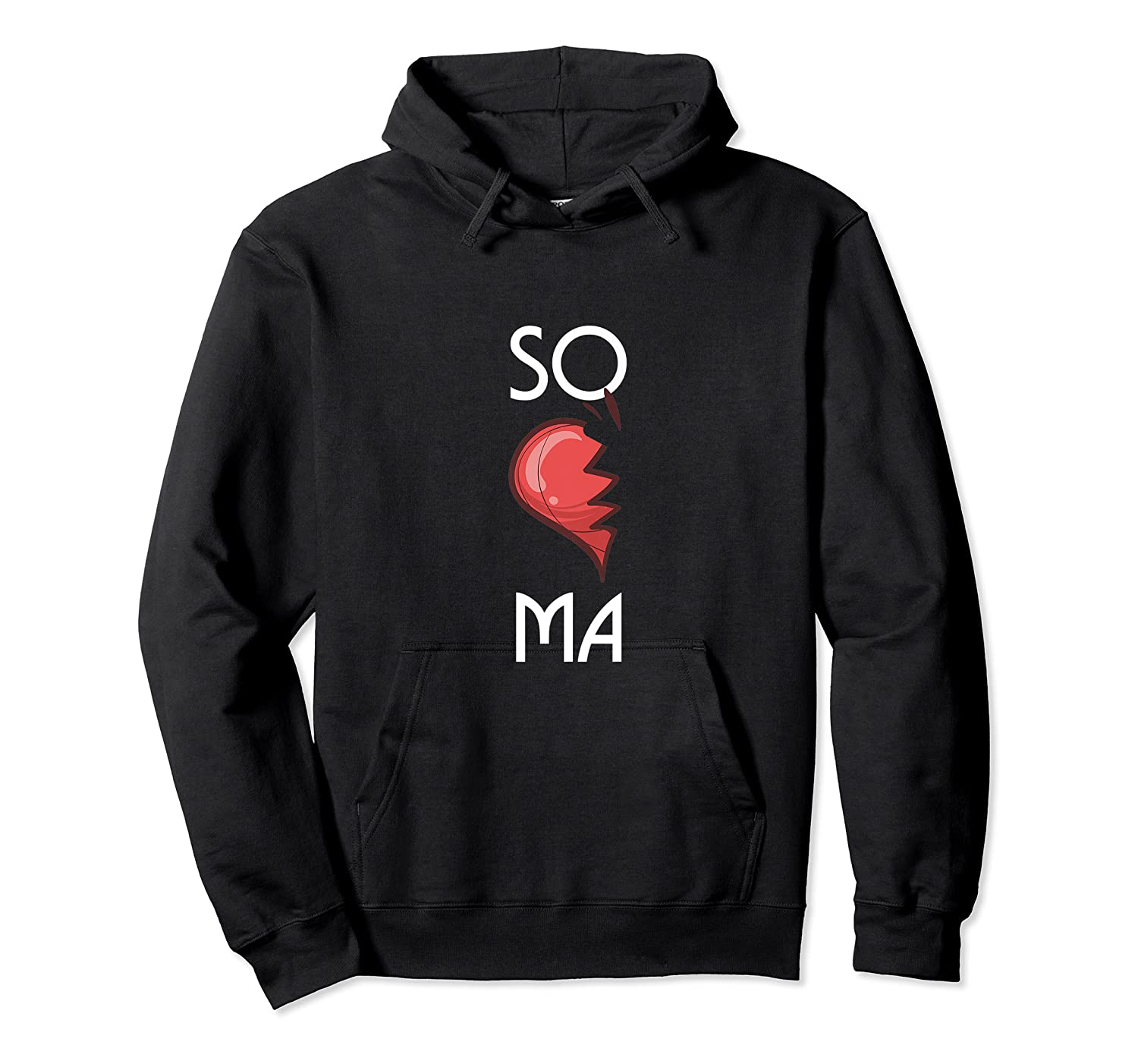 So Ma Cute Soulmates Valentine S Day 2020 Partners Premium T Shirt Unisex Pullover Hoodie