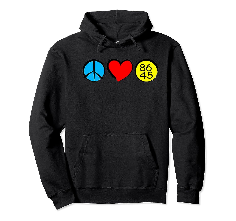 8645 Impeach Trump T Shirt Premium T Shirt Unisex Pullover Hoodie