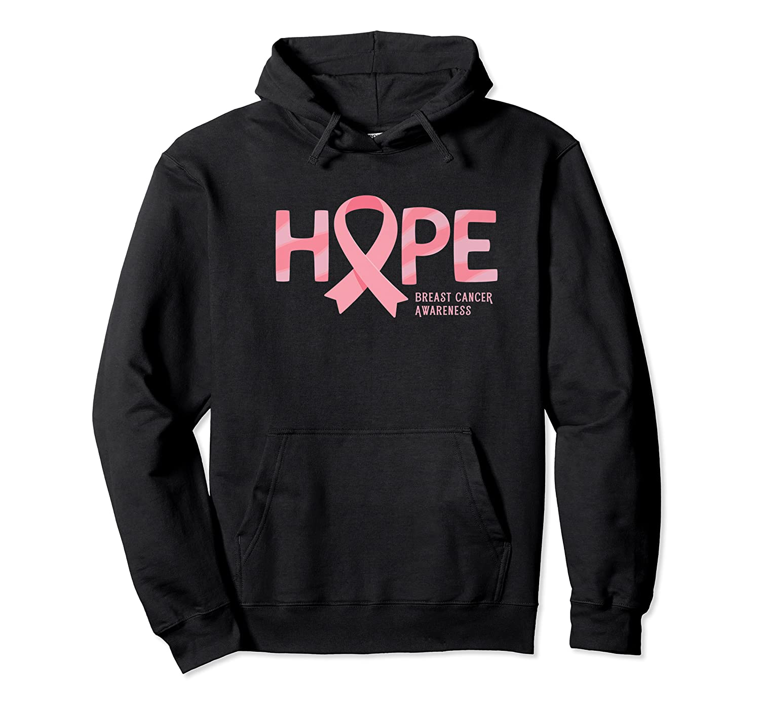 Have Hope Breast Cancer Awareness Month Support Team Premium T Shirt Unisex Pullover Hoodie