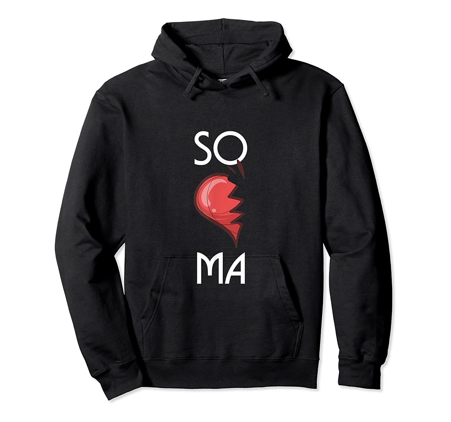 So Ma Cute Soulmates Valentine S Day 2020 Partners T Shirt Unisex Pullover Hoodie