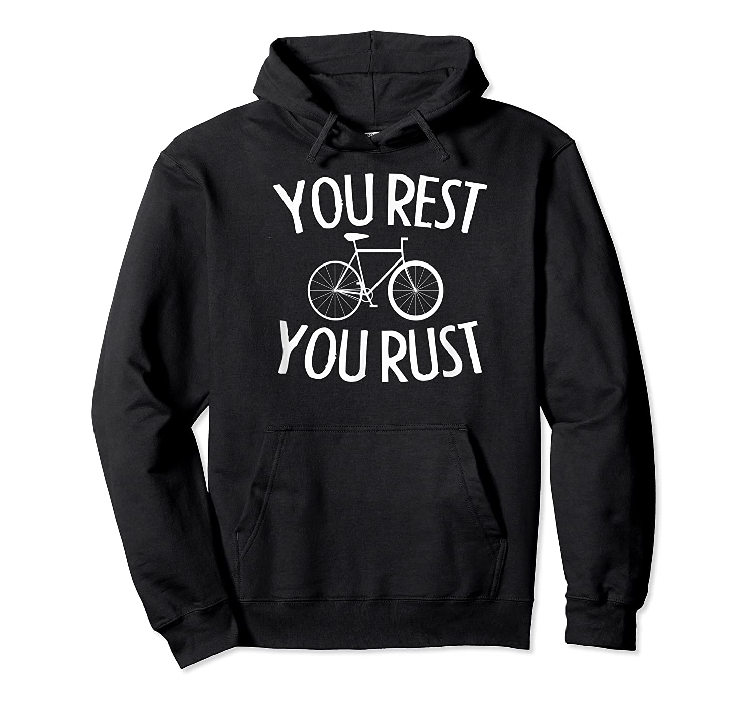 Fixie Single Speed Bicycle T Shirt Gift I Bike Fixed Gear Unisex Pullover Hoodie