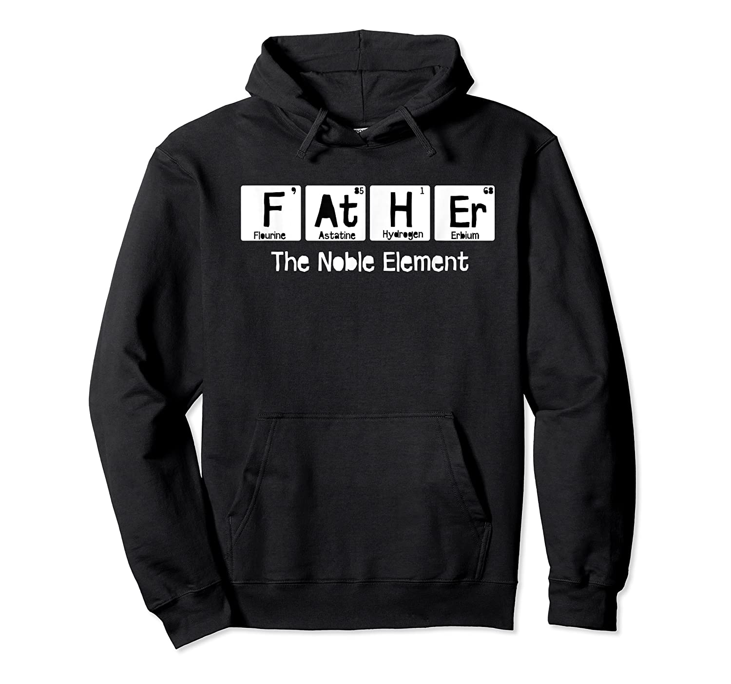 Father The Noble Elet Fathers Day T Shirt Gift For Dad Unisex Pullover Hoodie