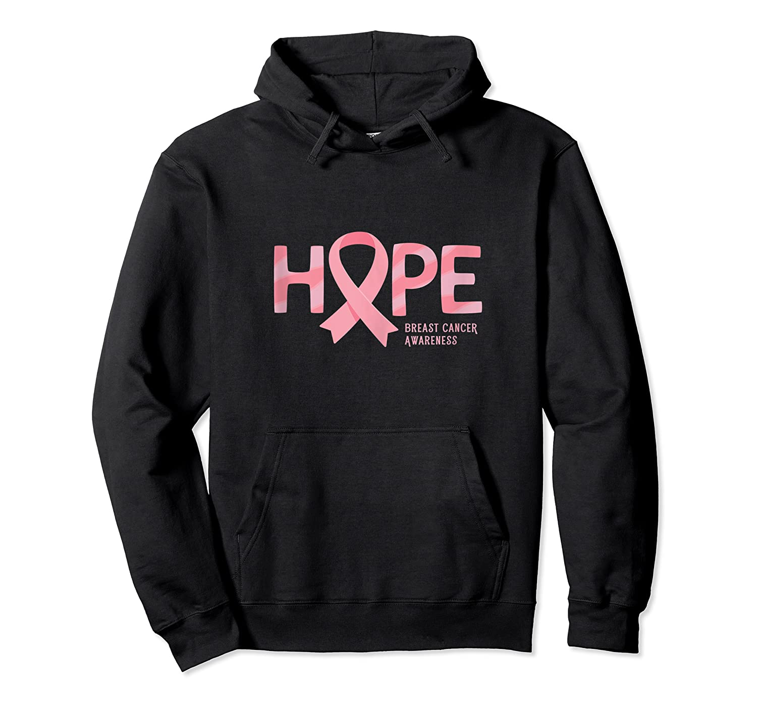 Have Hope Breast Cancer Awareness Month Support Team Tank Top Shirts Unisex Pullover Hoodie