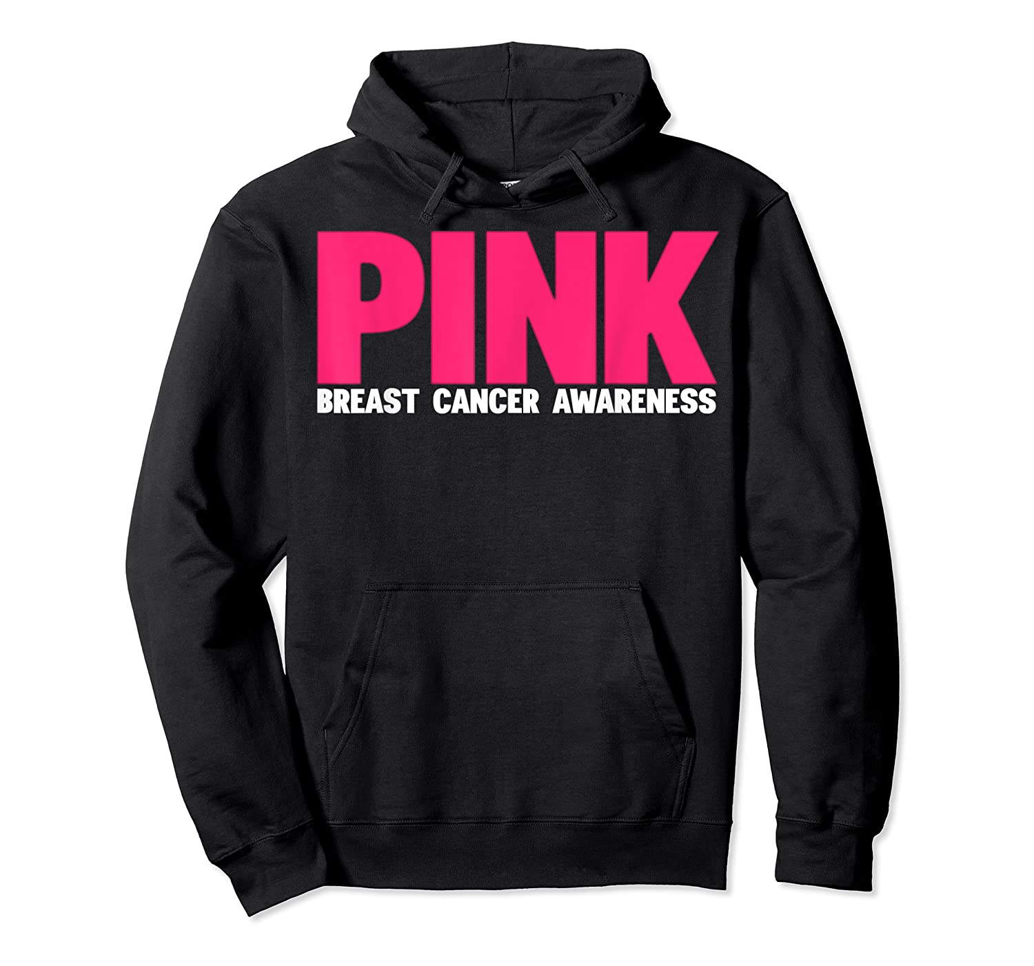 Breast Cancer Awareness Month Is October Pink Breast Cancer T Shirt Unisex Pullover Hoodie