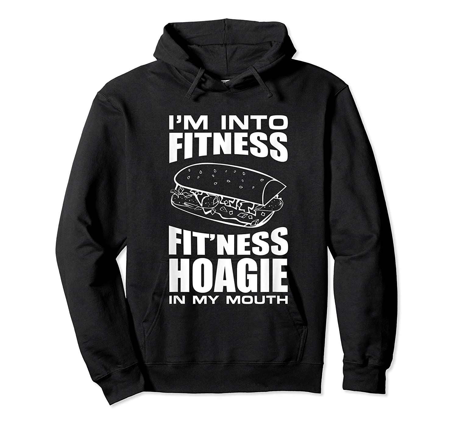 I M Into Ness Hoagie In My Mouth Funny Statet T Shirt Unisex Pullover Hoodie