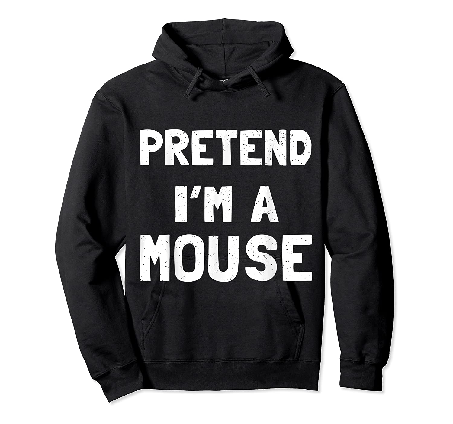 Mouse Halloween Costume Funny Gift Shirts Unisex Pullover Hoodie