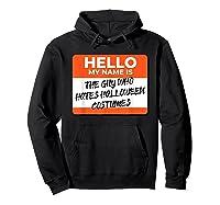 Halloween Inspired Design For Horror Lovers Shirts Hoodie Black