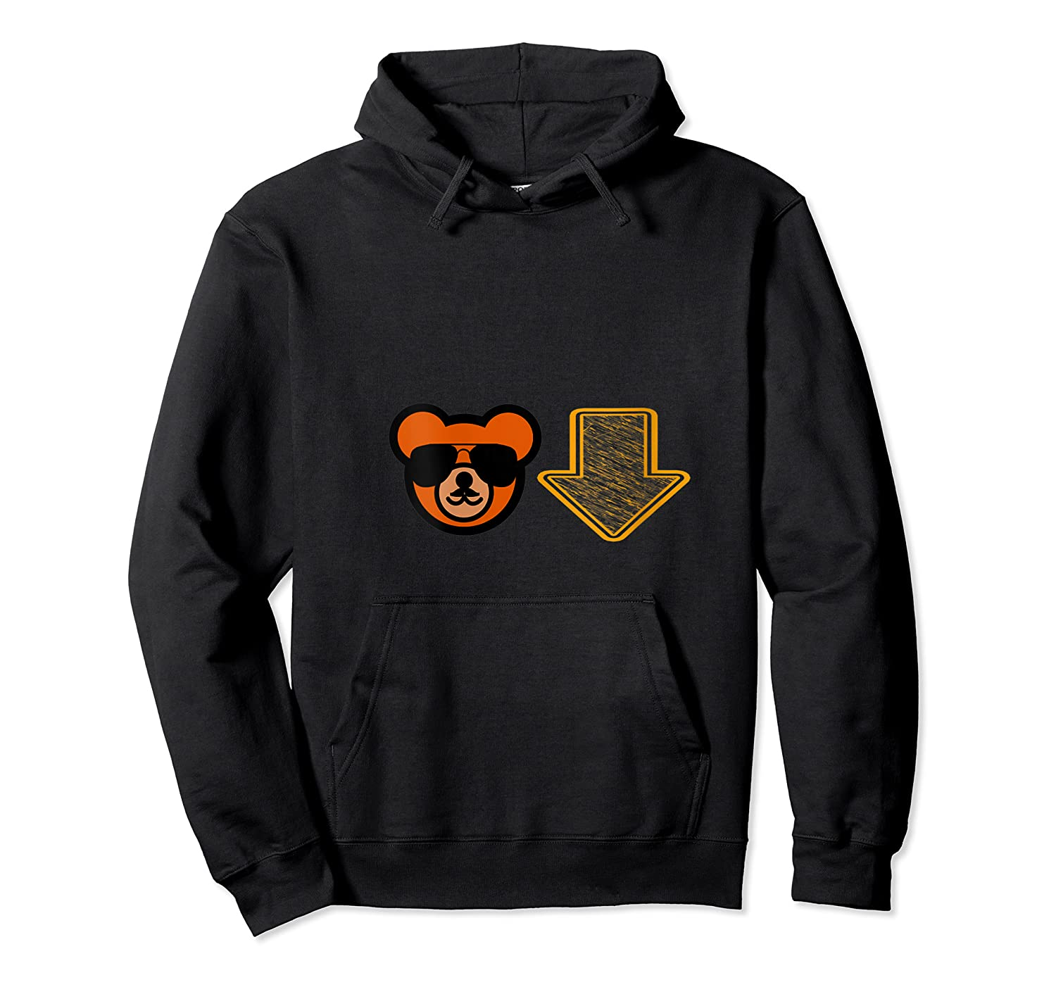 Chicago Football Down Arrow Sunday Bear Tailgate Party Shirts Unisex Pullover Hoodie