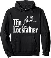 Locksmith - Lockfather T-shirt Hoodie Black