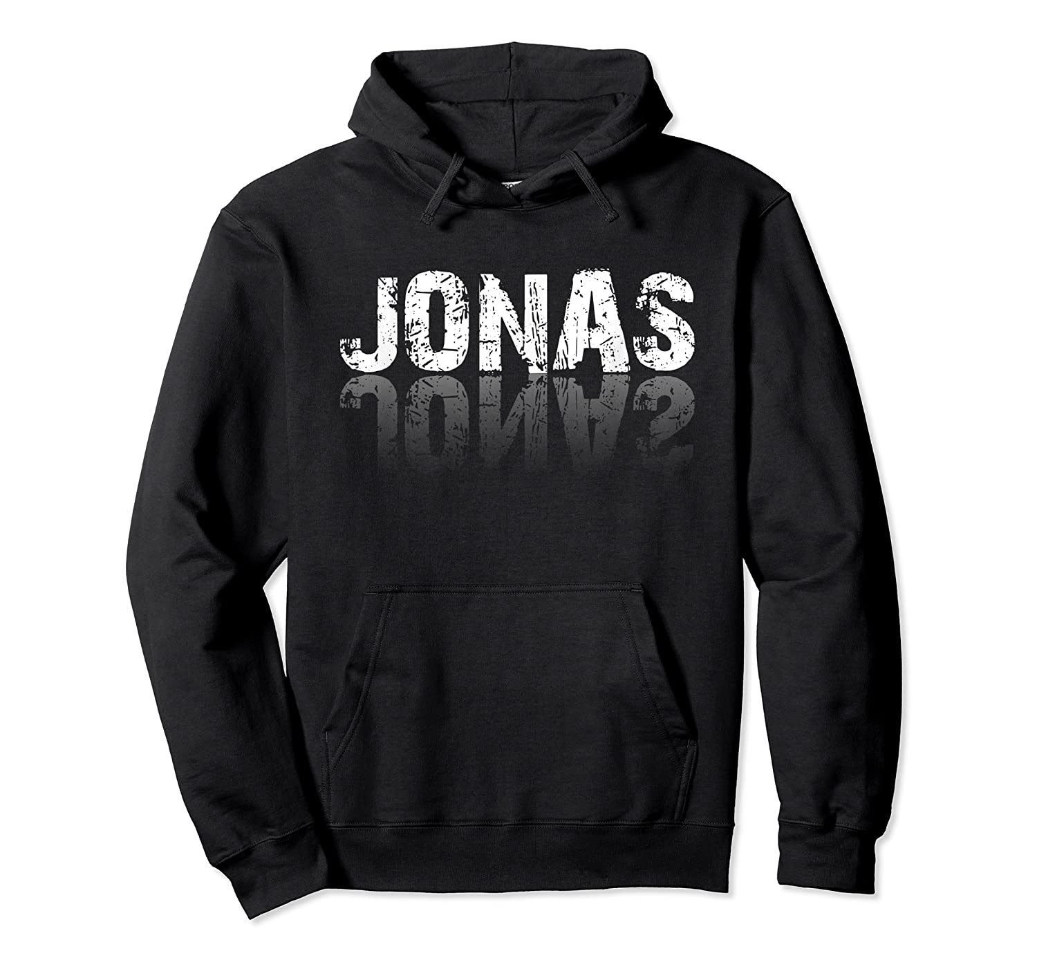 Jonas First Given Name Pride Funny Gift T Shirt Unisex Pullover Hoodie