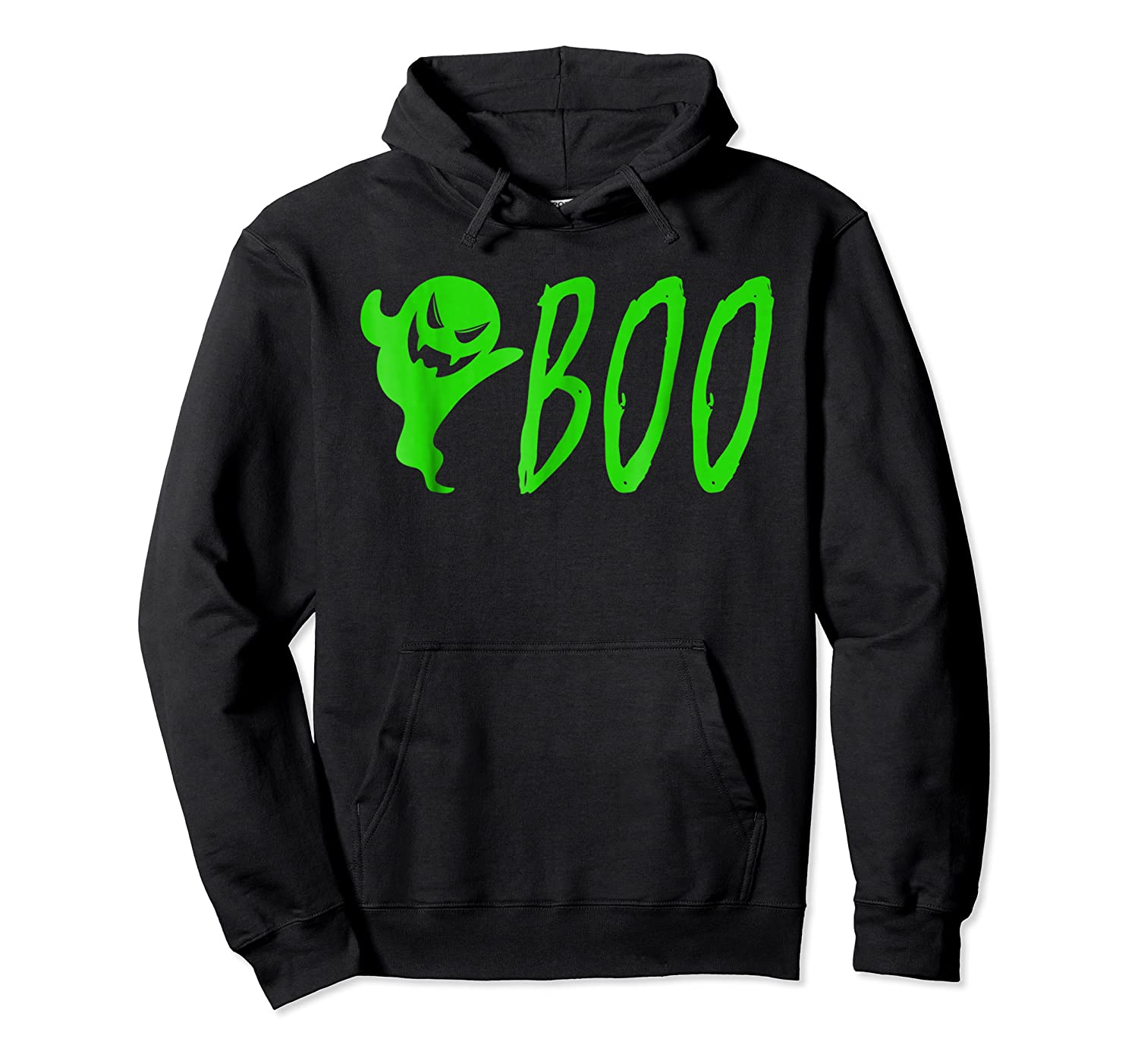 Funny Spooky Ghost Halloween Holiday Trick Or Treat Shirts Unisex Pullover Hoodie