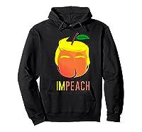 Anti Trump 2020 Vote Dems For Senate Impeach President Premium T Shirt Hoodie Black