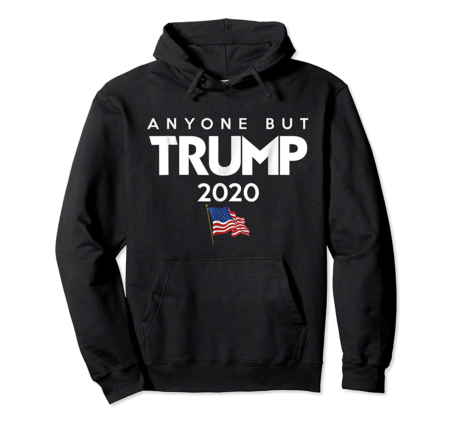 Anyone But Trump 2020 Presidential Election Impeach T Shirt Unisex Pullover Hoodie