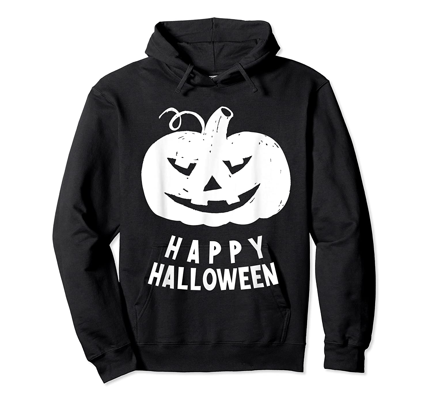 Funny Happy Halloween Costumes Scary Spooky Pumpkin Costume Shirts Unisex Pullover Hoodie