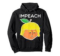Anti Trump Impeach Dump Trump T Shirt Funny Gifts T Shirt Hoodie Black