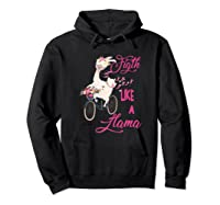 Floral Breast Cancer Awareness Month Figth Premium T Shirt Hoodie Black