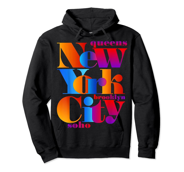 New York City T Shirt Urban Nyc Fashion Style T Shirt Nyc T Shirt Unisex Pullover Hoodie