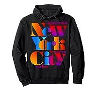 New York City T Shirt Urban Nyc Fashion Style T Shirt Nyc T Shirt Hoodie Black