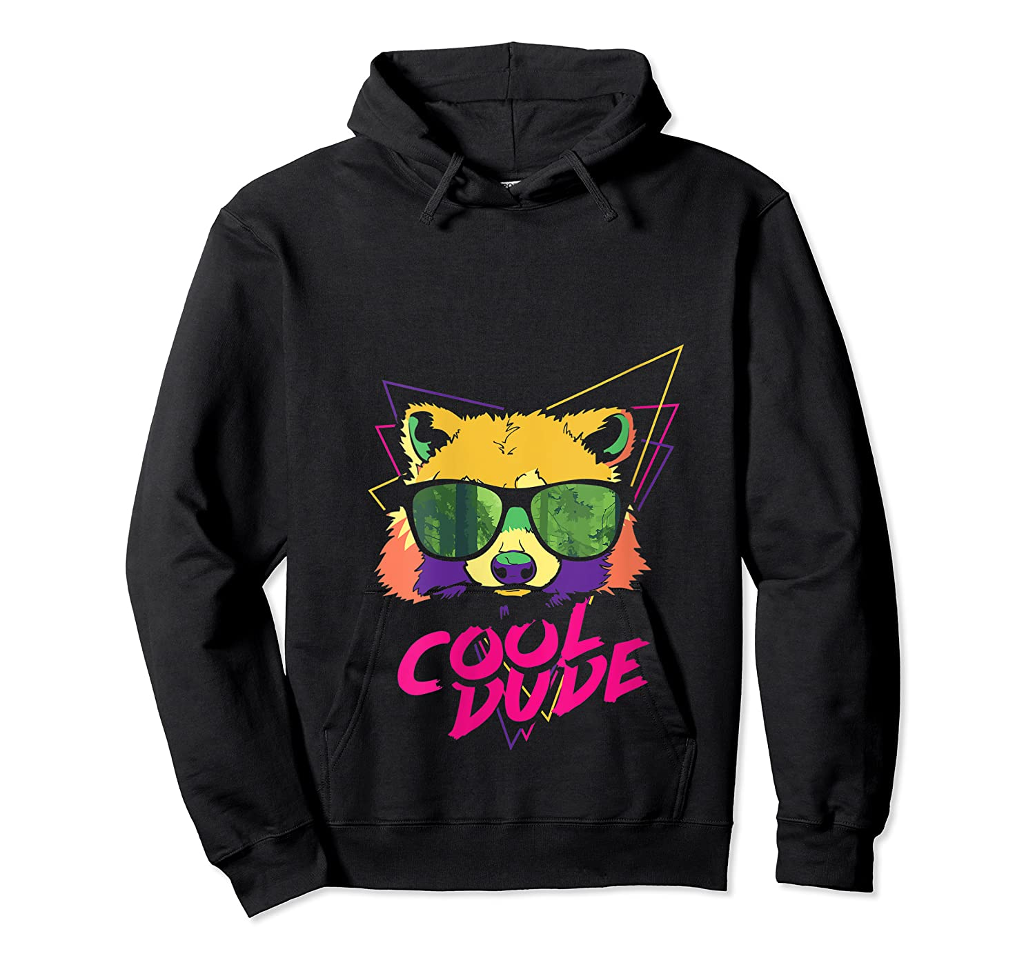 Cool Bear Fun Party Costume Cute Easy Animal Halloween Gift Shirts Unisex Pullover Hoodie