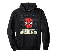 Spider Man Far From Home Friendly Neigrhood Shirts Hoodie Black
