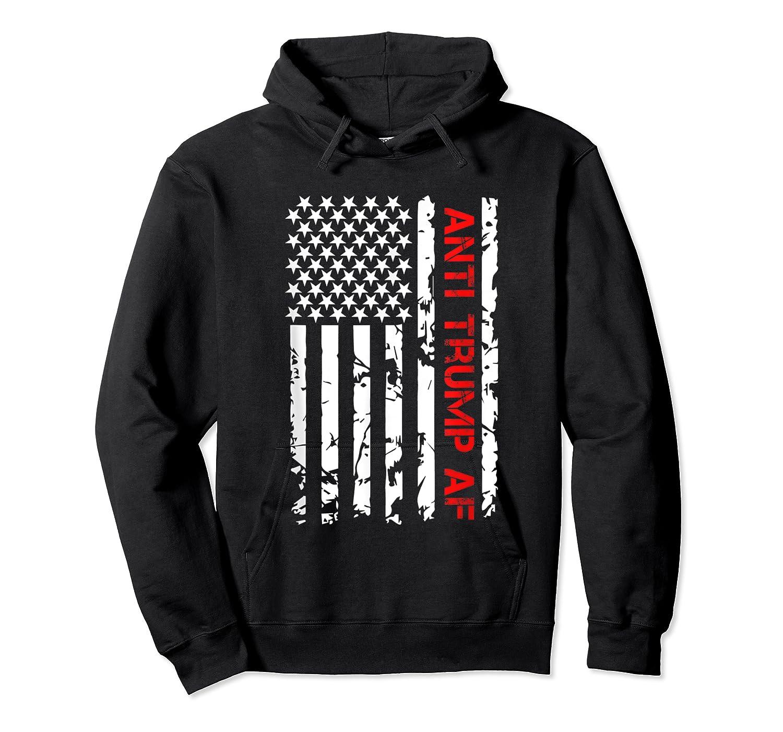 Anti Af Trump Impeach Trump T Shirt Unisex Pullover Hoodie