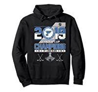 Stanley St Louis Cup Blues Champions 2019 Best For Fans Shirts Hoodie Black