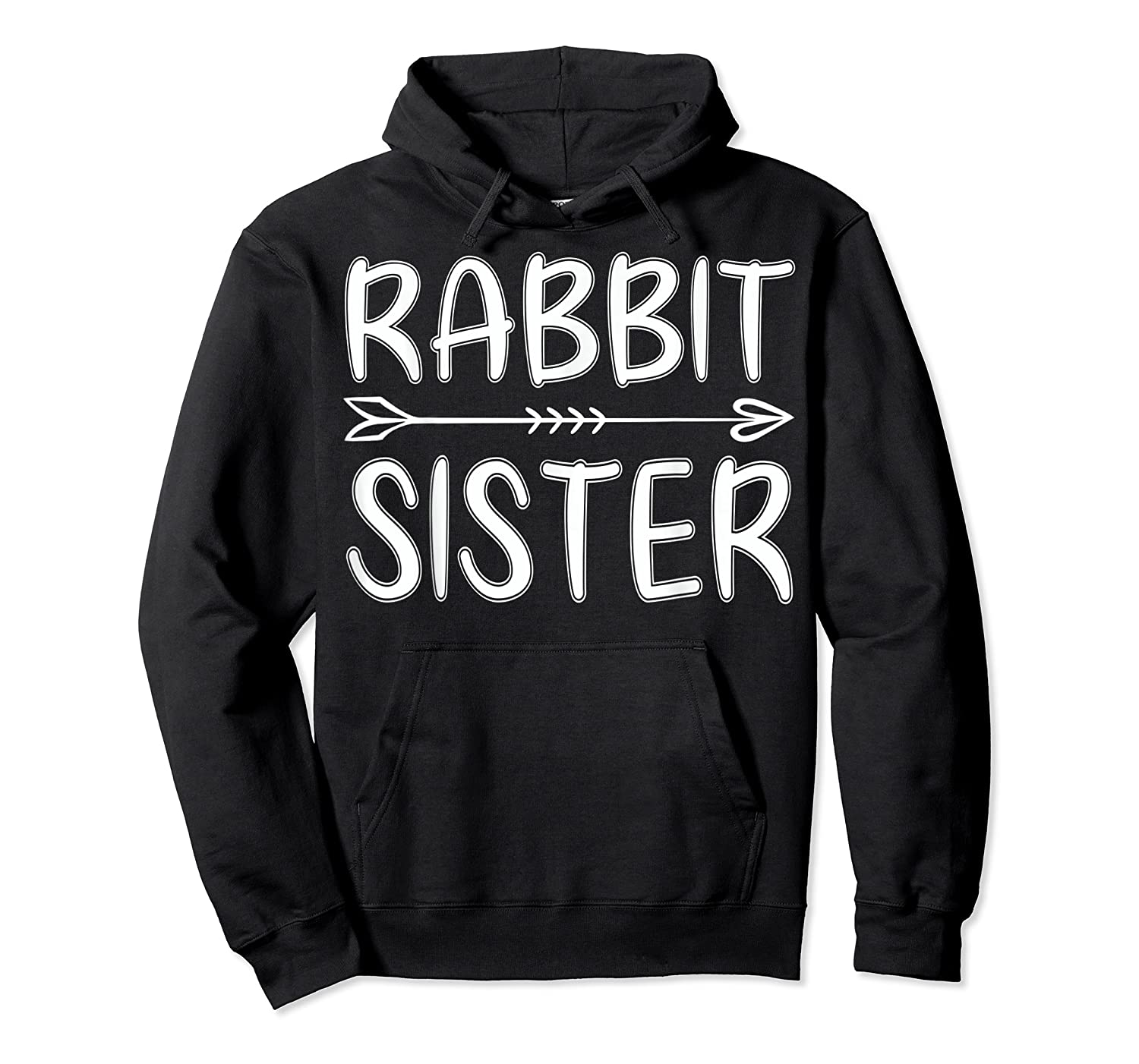 Cute Rabbit Sister Shirt I M Going To Be A Sister T Shirt Unisex Pullover Hoodie