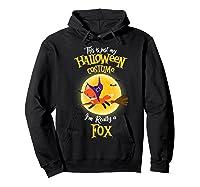 I'm Really A Fox, I'm Really A Fox Shirts Hoodie Black
