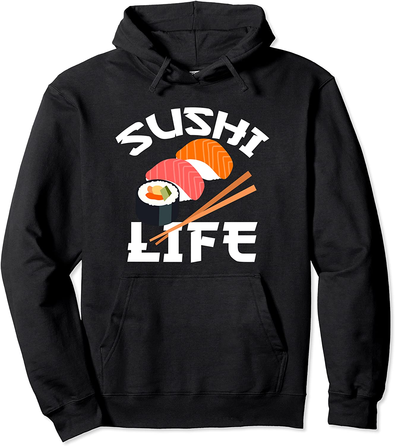 Sushi Max 70% OFF Hoodie Anime Life El Paso Mall Japanese Food Gift Lover