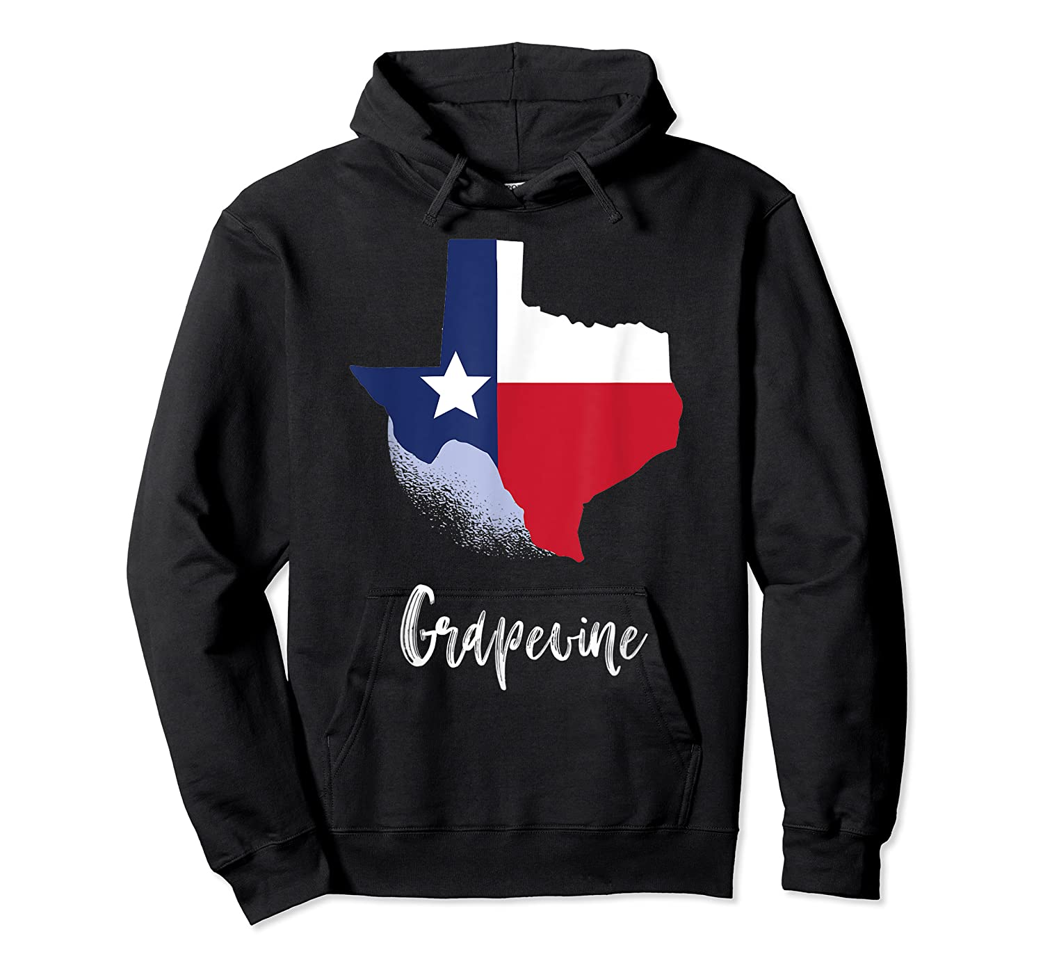 Grapevine Texas T Shirt Lone Star State Texan Gift Unisex Pullover Hoodie