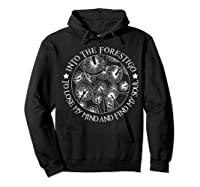 Gardens T Shirt Losing My Minds And Finding My Souls T Shirt Hoodie Black