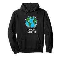Earth Wind Fire Water Science March Scientist Day Tshirt Hoodie Black