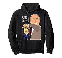 Putin S Puppet Donald Trump Anti Trump Impeach Trump Gift Premium T Shirt Hoodie Black