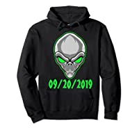 Storm Area 51 See Them Aliens Raid Ufo Cant Stop Us All Shirts Hoodie Black