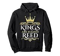 Kings Are Named Reed Shirts Hoodie Black