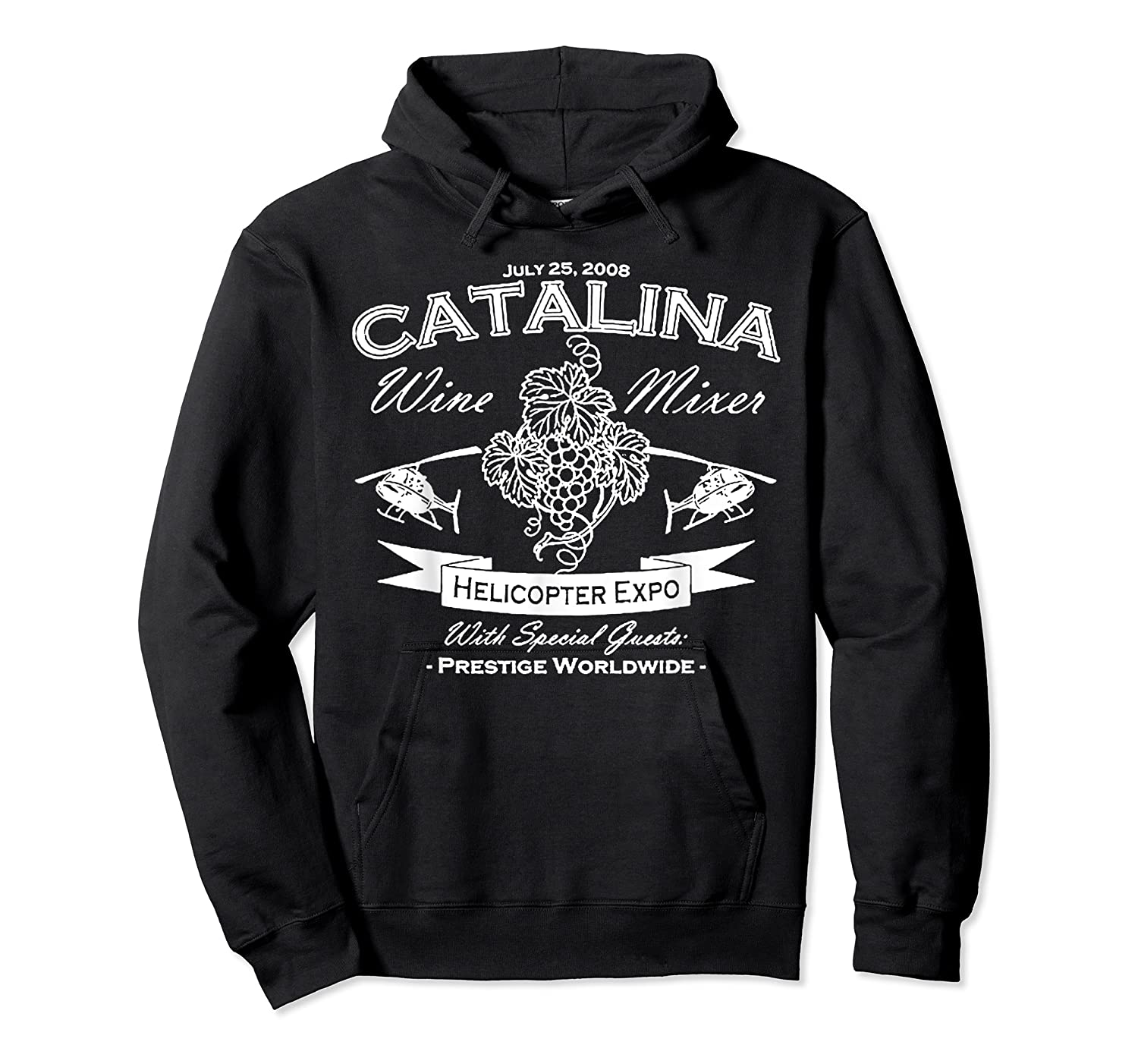Catalina Wine Mixer Gifts Shirts Unisex Pullover Hoodie