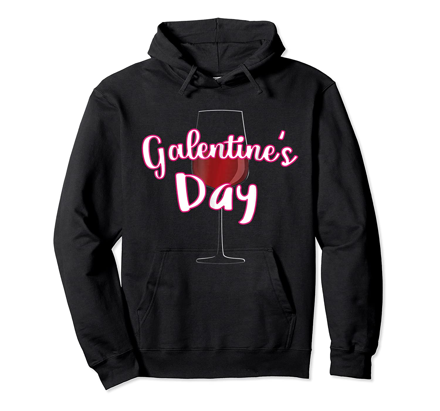 Galentine S Day Cute T Shirt Unisex Pullover Hoodie