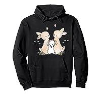 Family Rabbit Baby Bunny Sweet Family Shirt T Shirt Hoodie Black