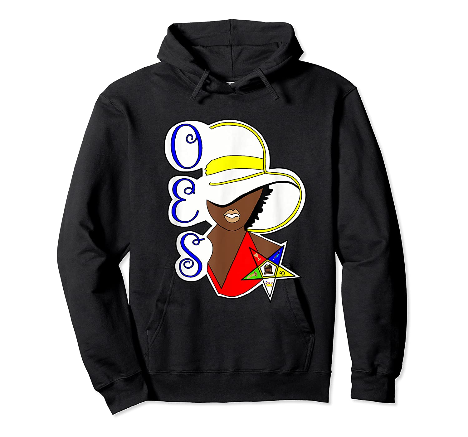 Masonic Store: Oes Order Of The Eastern Star Labor Day Gift T-shirt Unisex Pullover Hoodie