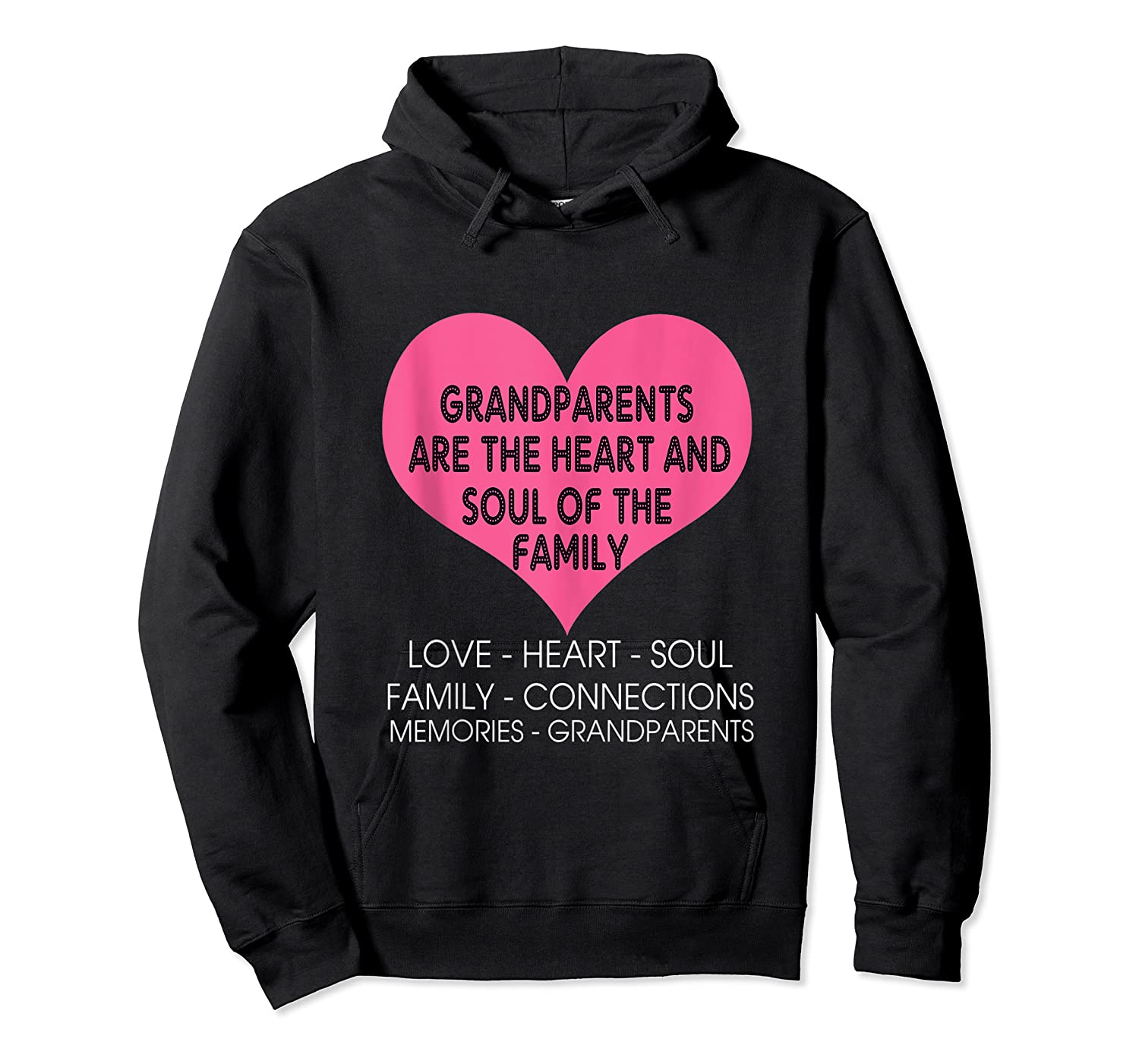 Grandparents Are The Heart And Soul Of The Family Tshirt Tank Top Unisex Pullover Hoodie