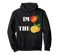 Impeach The Orange Not This President Anti 45th T Shirt Hoodie Black