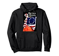Vintage Independence Day B Boss Ross 4th Of July Baseball Shirts Hoodie Black