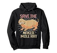 Naked Mole Ra Shirts Hoodie Black