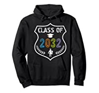 2019 Class Of 2032 Grow With Graduation First Day Of School Shirts Hoodie Black