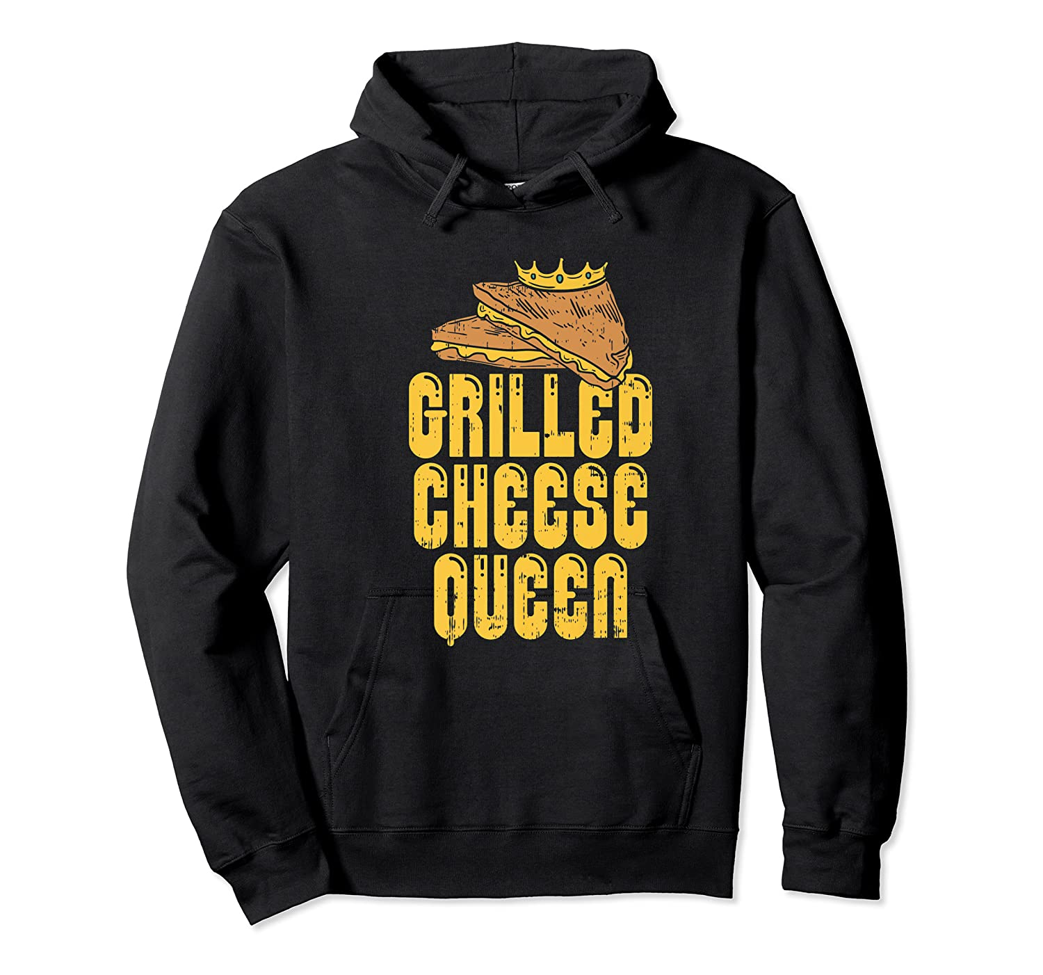 Gift For The Queen Grilled Cheese Maker Of The House Premium T Shirt Unisex Pullover Hoodie