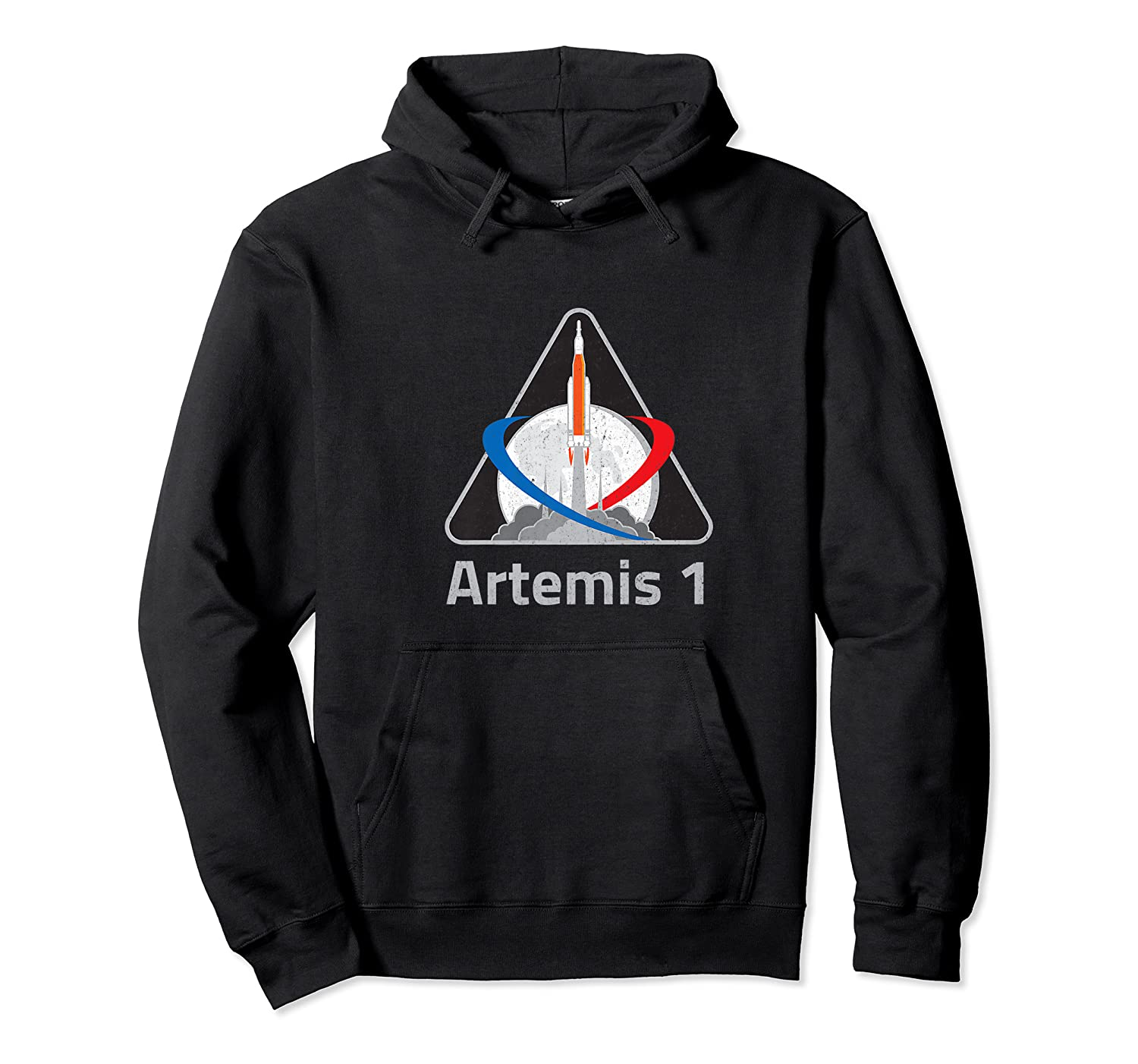 Artemis 1 Patch We Are Going Moon To Mars 2024 Vintage Shirts Unisex Pullover Hoodie